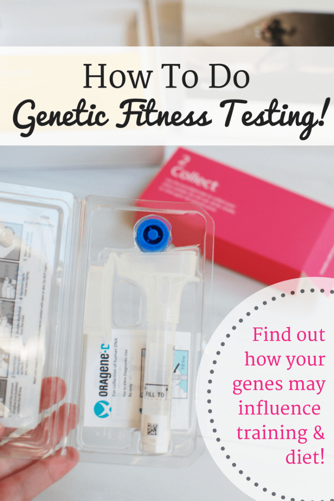 Try genetic fitness testing to see how your genetic traits might influence your response to certain fitness routines, food choices, and diet plans!