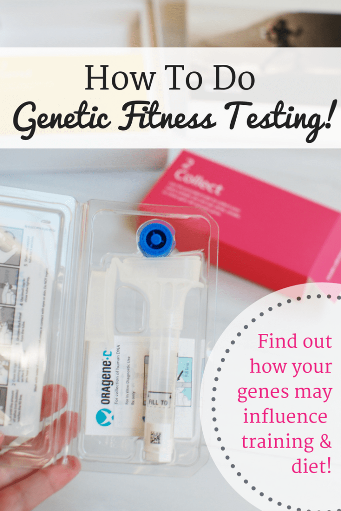 How to Do Genetic Fitness Testing with Helix!