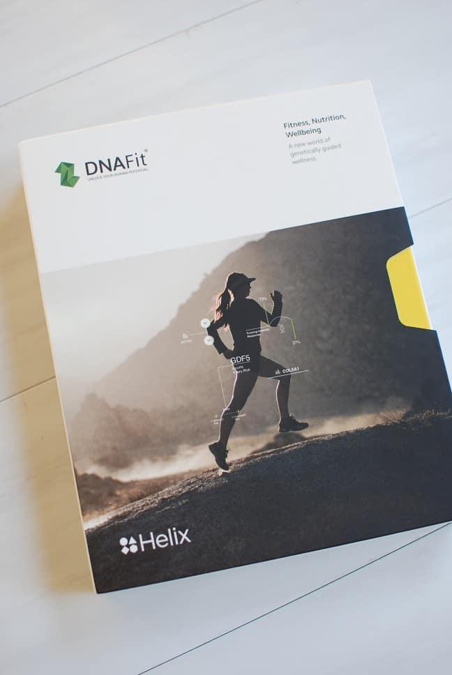 Helix Fitness Diet Pro Kit for Genetic Testing