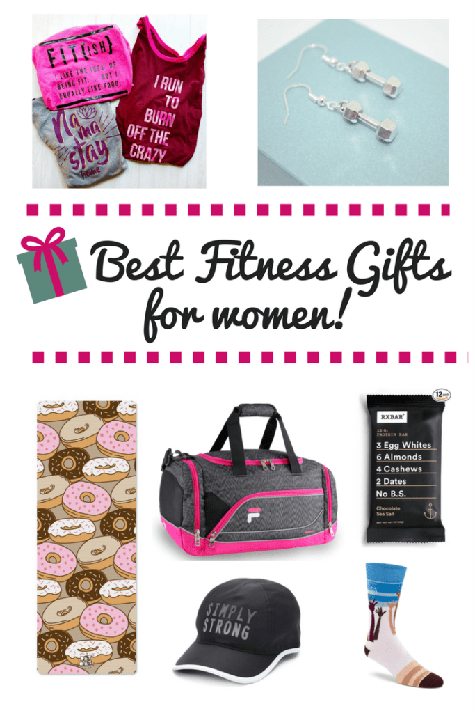 Check out all the best fitness gifts for women available in 2017 - all for under $50!