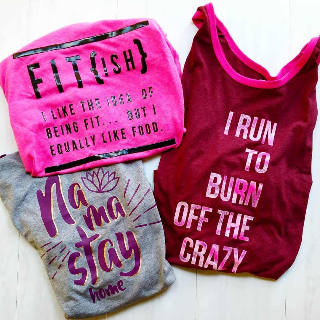 Fitness Tanks from Walmart are a best fitness gift for women in 2017.