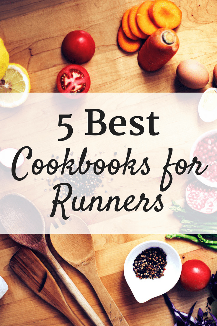 These 5 best cookbooks for runners will help you make delicious meals that support your training! Each books has great options for energy and recovery.