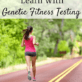 Genetic fitness testing might tell you more about how your DNA influences your diet & exercise needs. Check out my review of the DNAFit product, available in the Helix Store.