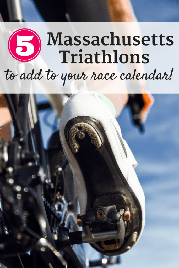 These 5 Massachusetts Triathlons are awesome options for your race calendar this year!