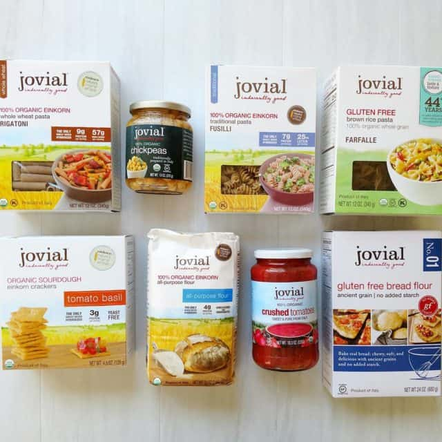 Huge thanks to jovialfoods for sending this amazing box ofhellip