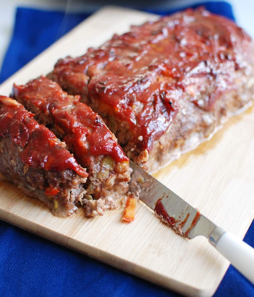 Green Chile Meatloaf
