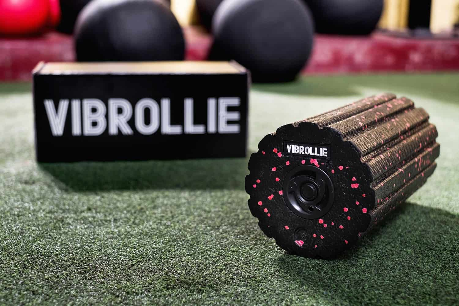 Vibrollie Foam Roller for Tight Calves