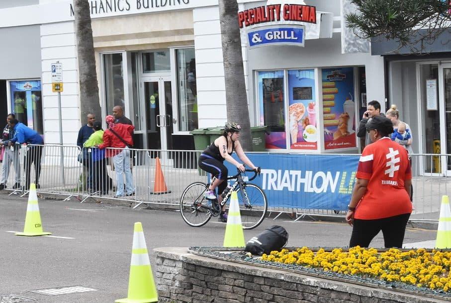 World Triathlon Bermuda Bike Course
