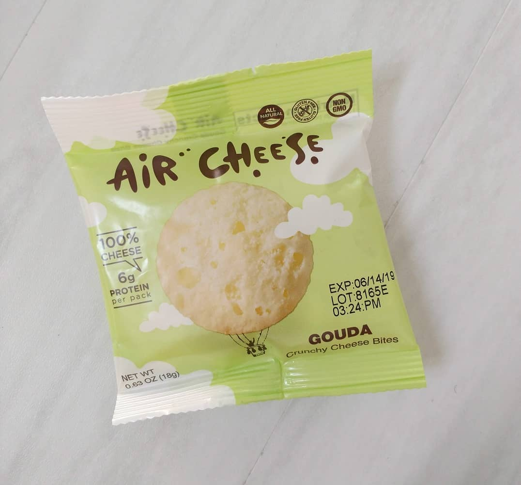 Air Cheese Snack