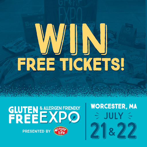 GFAF Expo Ticket Giveaway Image