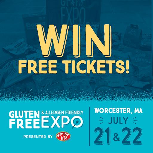 GFAF Expo Ticket Giveaway Image