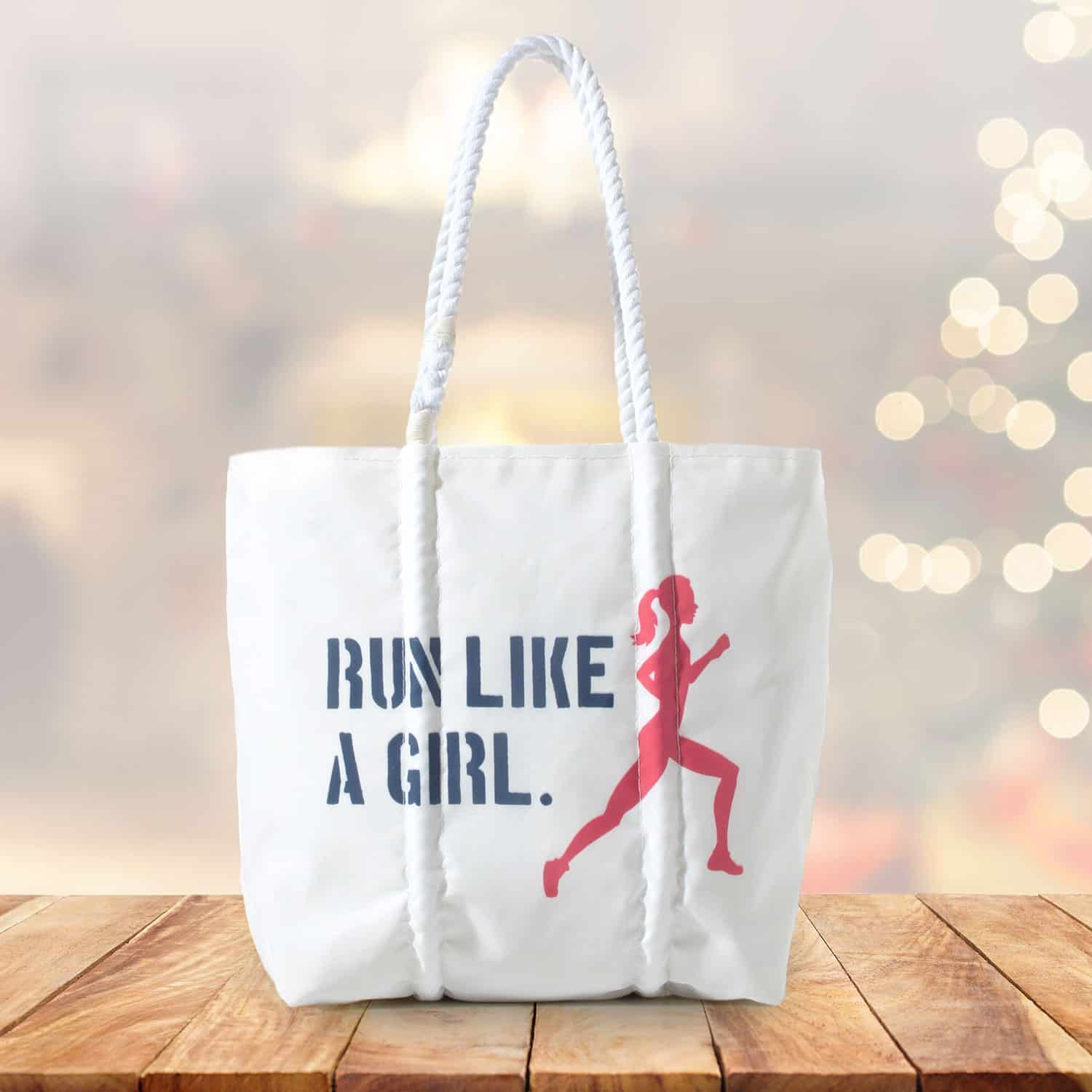 Image of a Sea Bags Tote for Runners