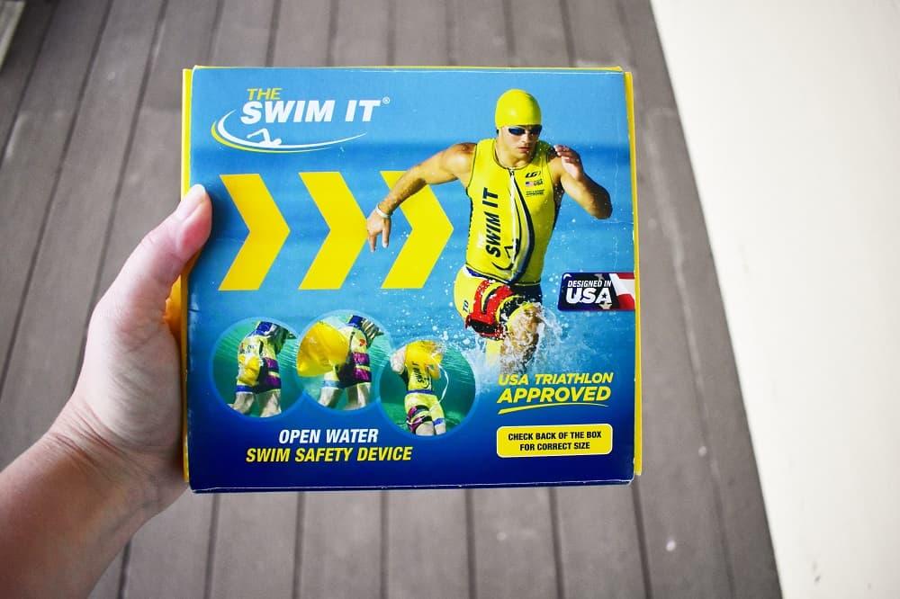 Swim IT Triathlon Safety Device