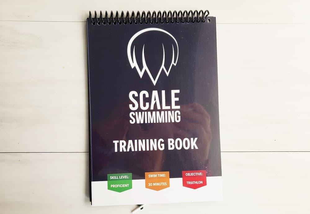 scale swimming book