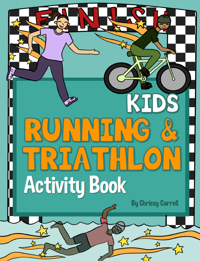 cover of the running activity book