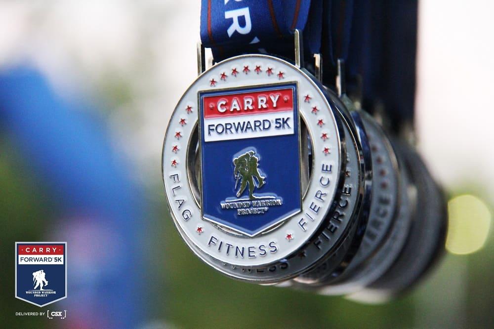 carry forward 5k medal